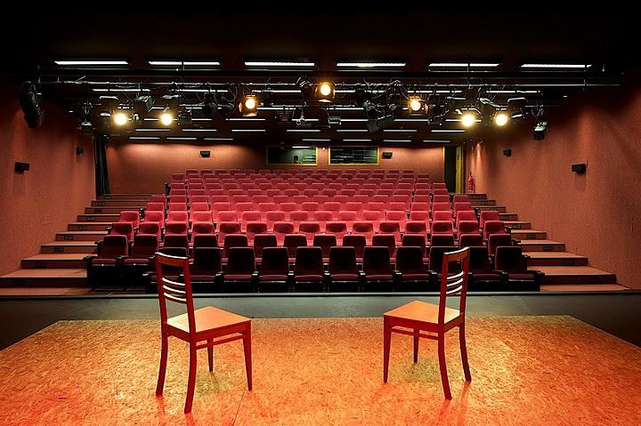 Primeiro Teatro Eva Herz - Paulista e segundo Teatro Morumbi Shopping