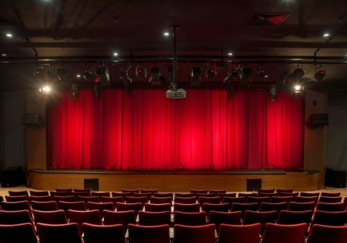 Espaços - Teatro Morumbi Shopping palco